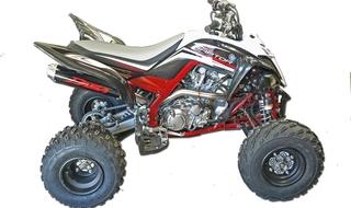 Yamaha Raptor 700 Exhaust Intake DASA Fuel Controller Package